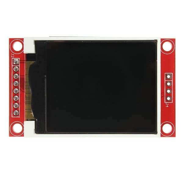 "1.8"" TFT Electronic Display"