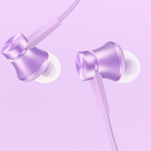 Original Xiaomi Piston Basic Edition In-ear Headset Earphone With Mic
